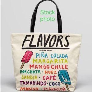 Kate spade flavors Bon Shopper